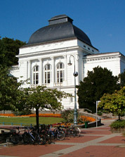 Stadttheater in Rendsburg